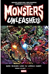 Monsters Unleashed (Monsters Unleashed (2017)) Kindle Edition