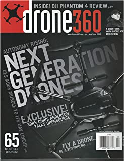 Drone 360 Magazine May June 2016
