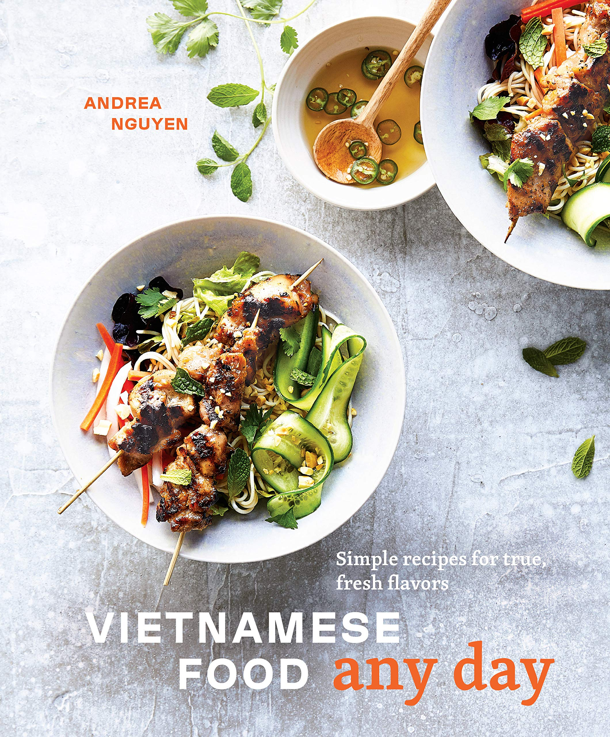 Vietnamese Food Any Day: Simple Recipes For True, Fresh Flavors A Cookbook