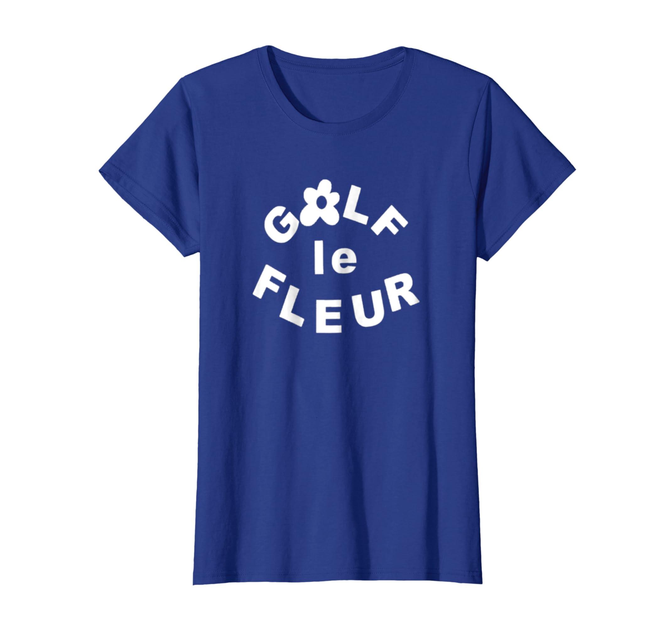 340f6c3c45920 Amazon.com  Golf Le Fleur Tshirt  Clothing