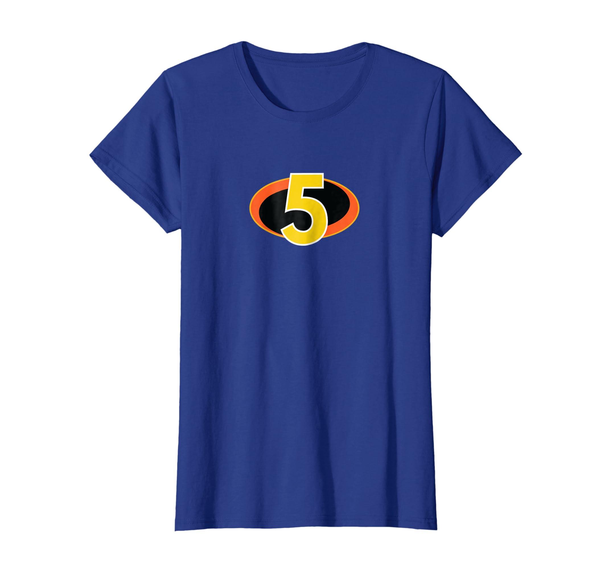 Amazon 5 Year Old Birthday T Shirt For Boys Or Girls Age Symbol Clothing