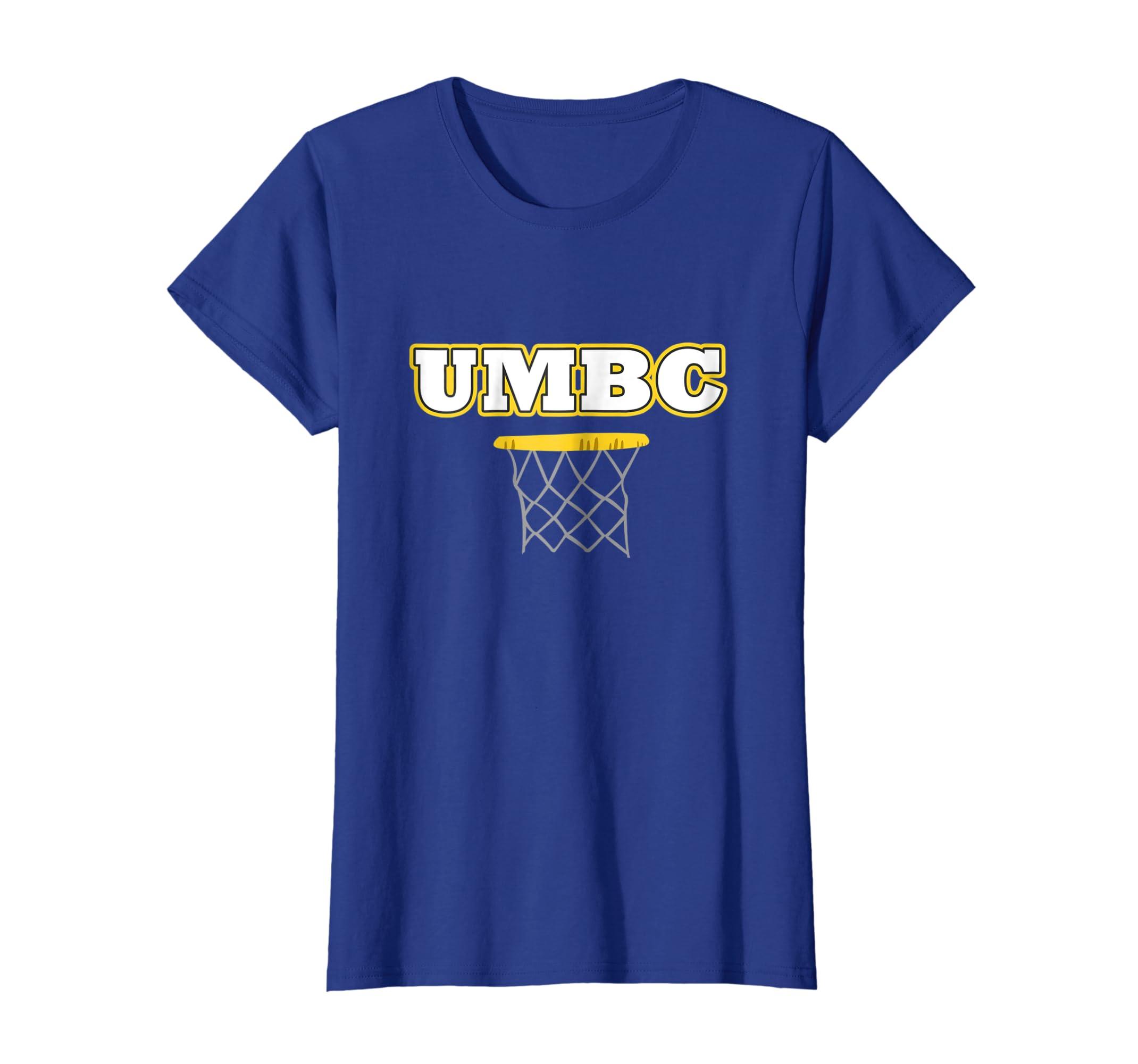 5fb026b3 Amazon.com: UMBC tee - Basketball tee shirt: Clothing