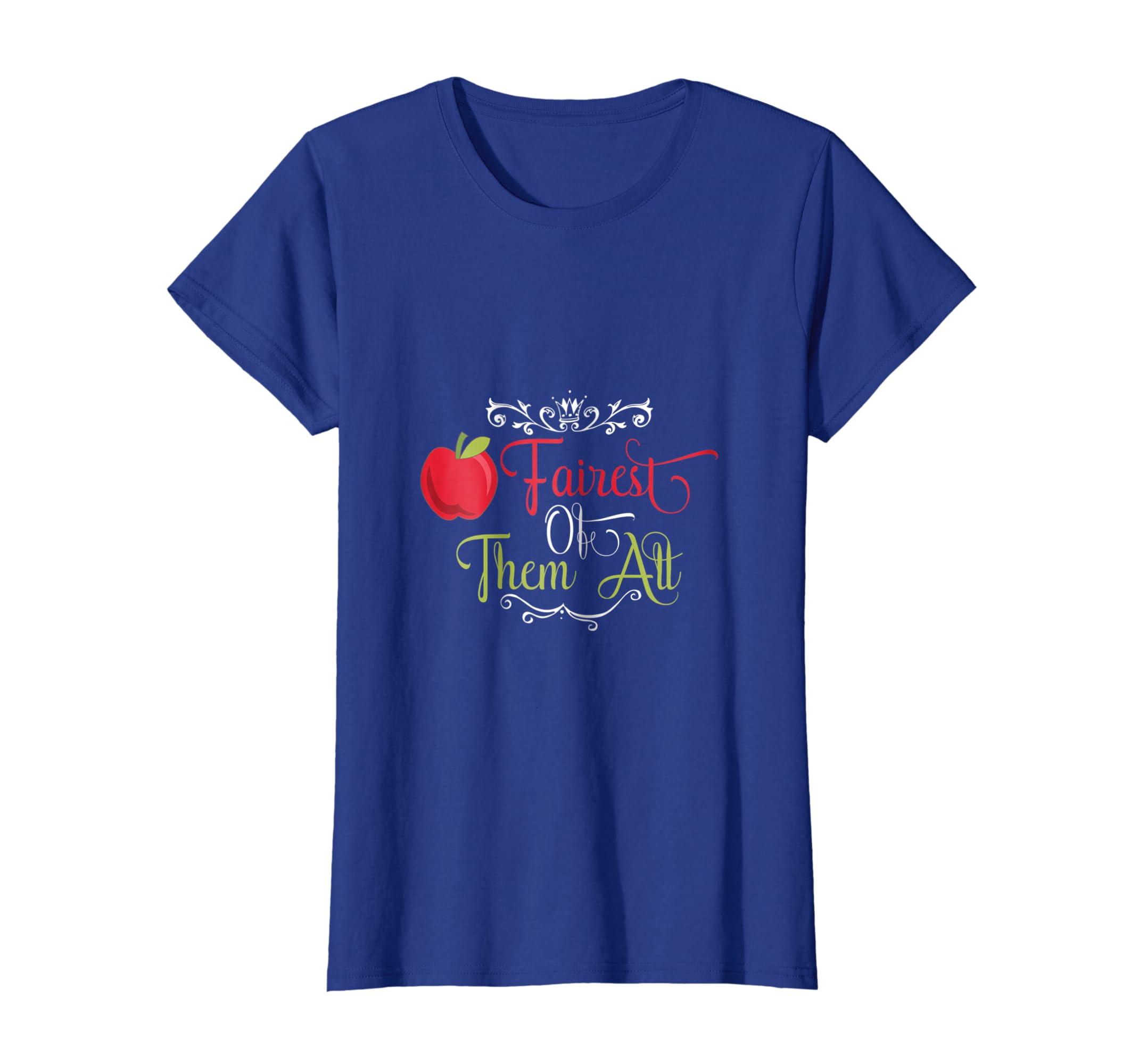 424b3f59 Amazon.com: Fairest Of Them All T-shirt: Clothing
