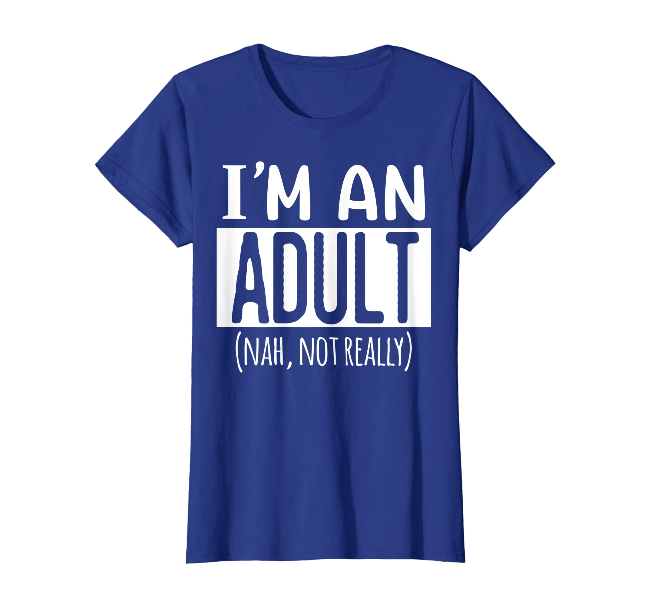 Amazon Im An Adult Tshirt Funny Birthday Shirt 18 Years Old Gifts Clothing