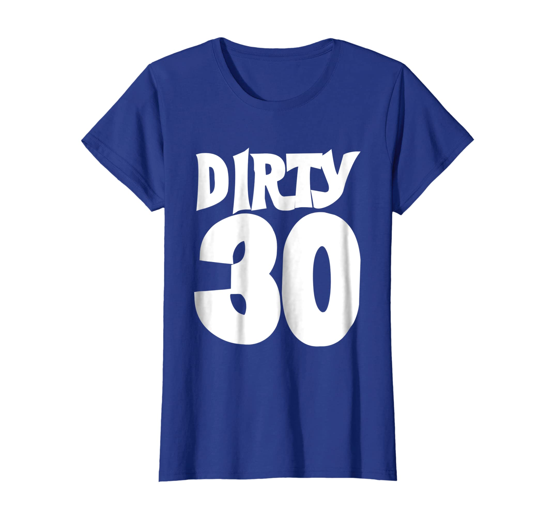 Amazon Dirty 30 Shirt 30th Birthday Party T Clothing