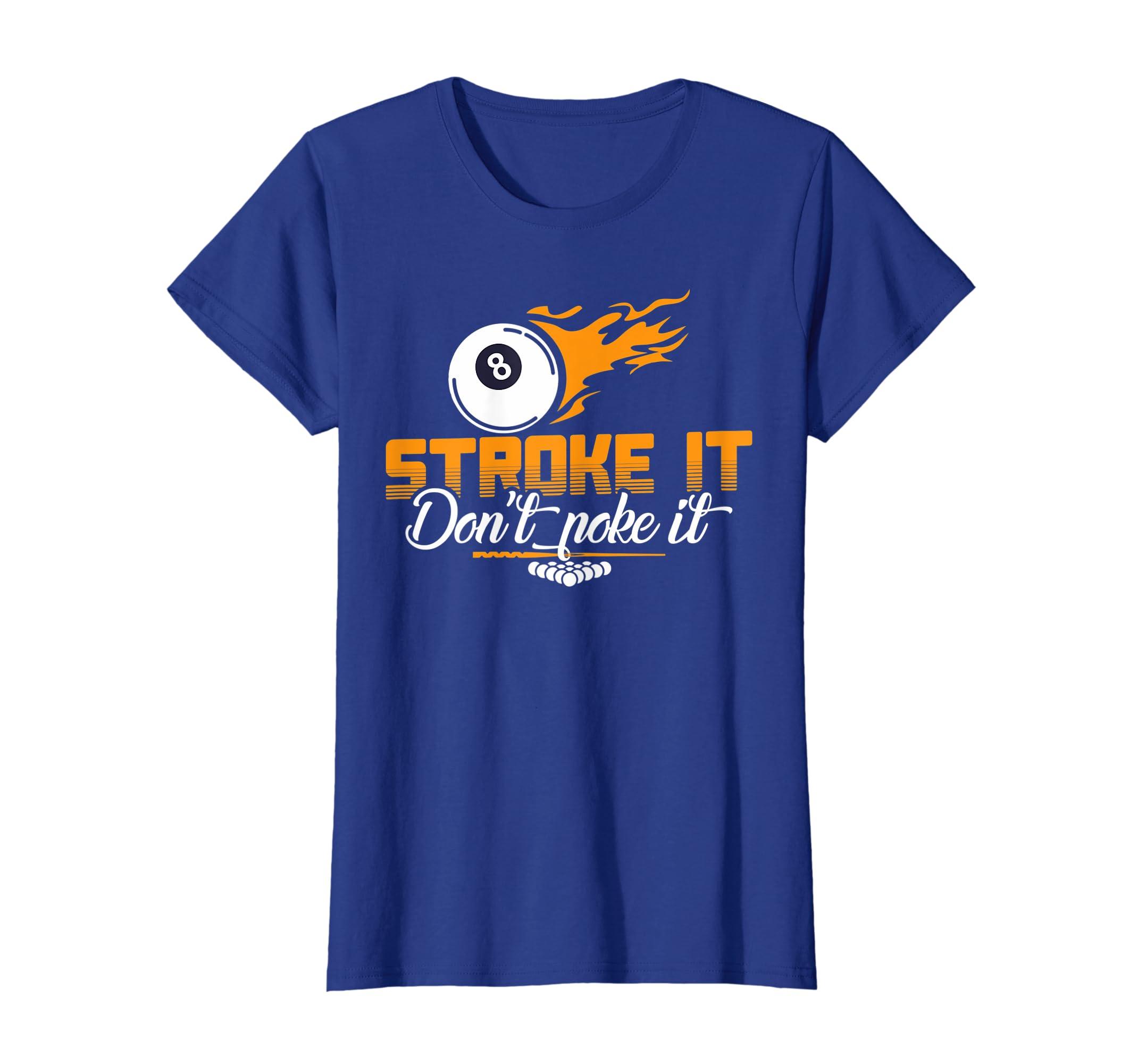 b503559fd0 Amazon.com: Funny Billiard T Shirts Pool Players Shirt Pool Lover Gifts:  Clothing