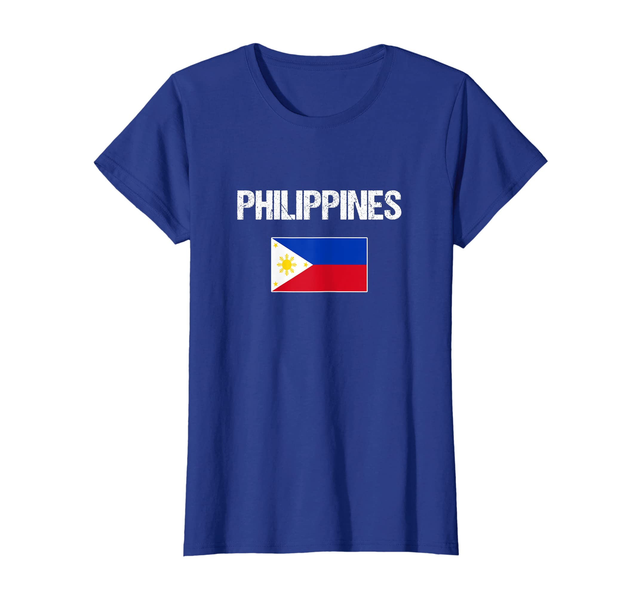89d88e53b Amazon.com  Philippines T-shirt Filipino Flag - For Men Women Youth Kids   Clothing