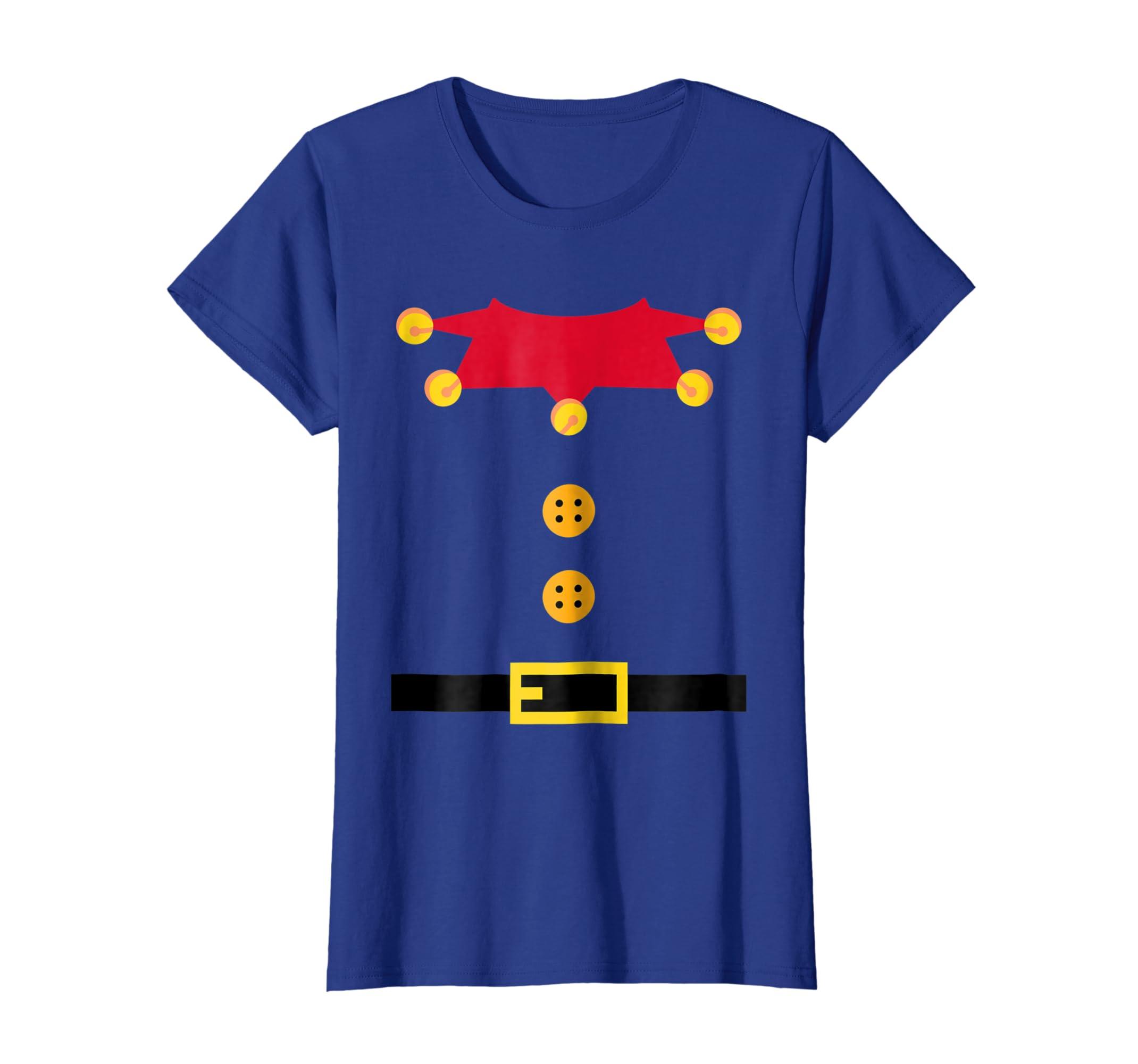 d481e3dc26 Amazon.com  Funny Elf Christmas Pajamas Tee Kids Mom Dad Matching Shirt   Clothing