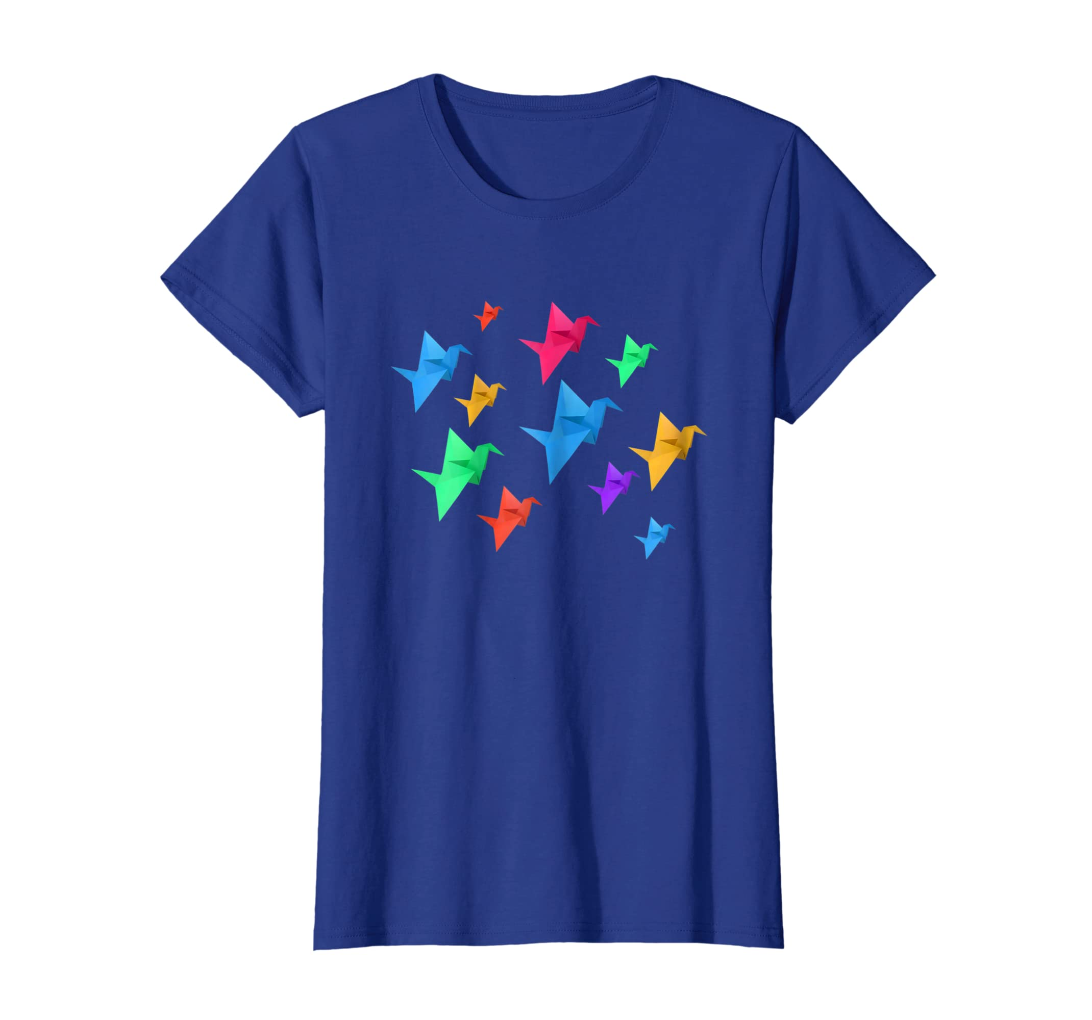 2d6f1eb1 Amazon.com: Origami TShirt Kids Men Women Paper Folding Gift Tee: Clothing