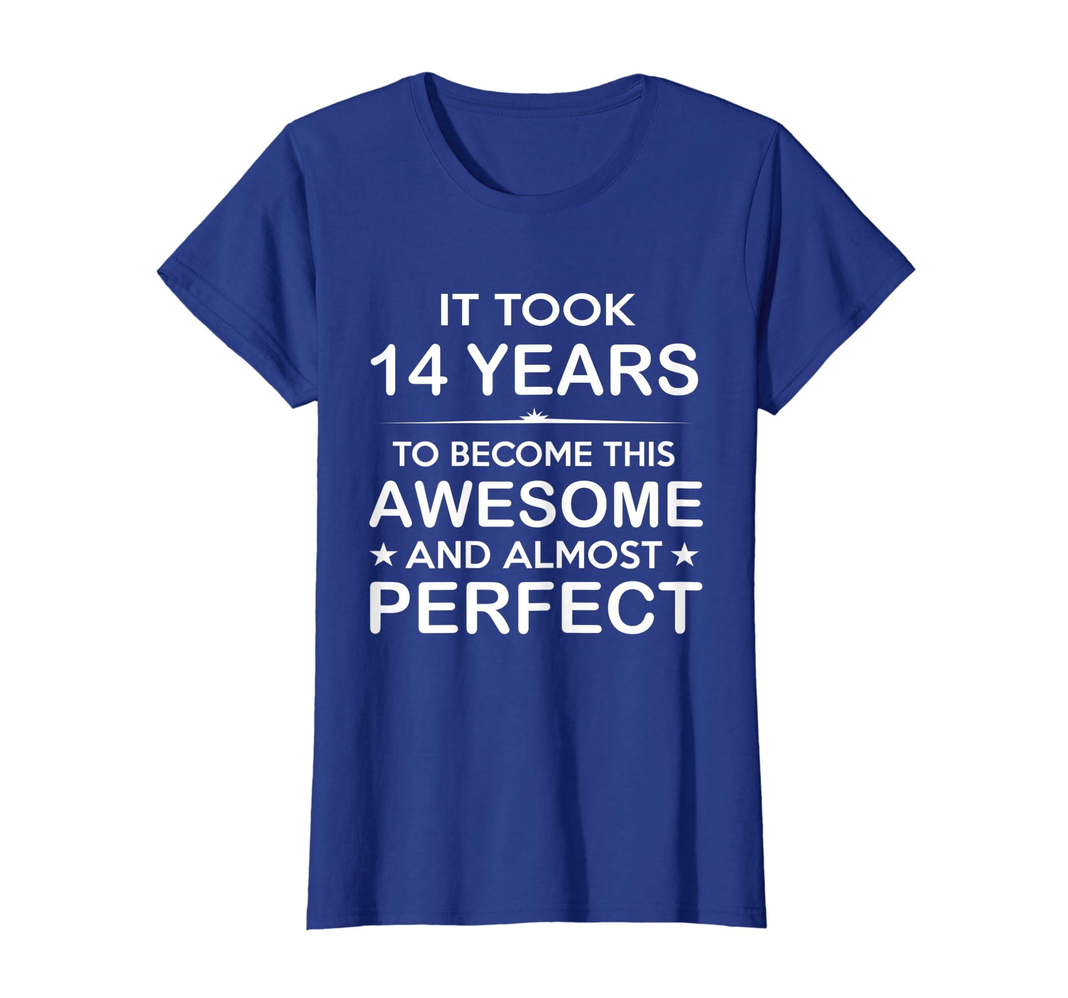 Amazon Fourteen 14 Year Old 14th Birthday Gift Ideas For Boy Girl Clothing