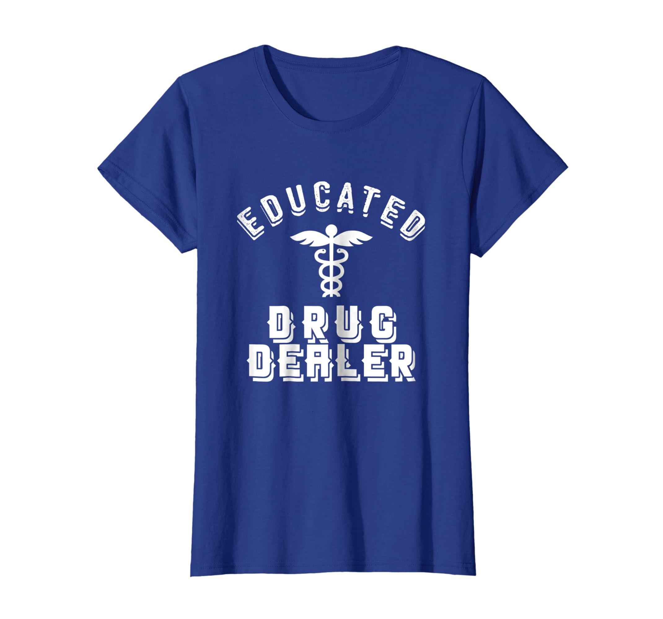 1e85f892 Amazon.com: Funny Pharmacy Shirt, Pharmacist Grad Student Gift: Clothing