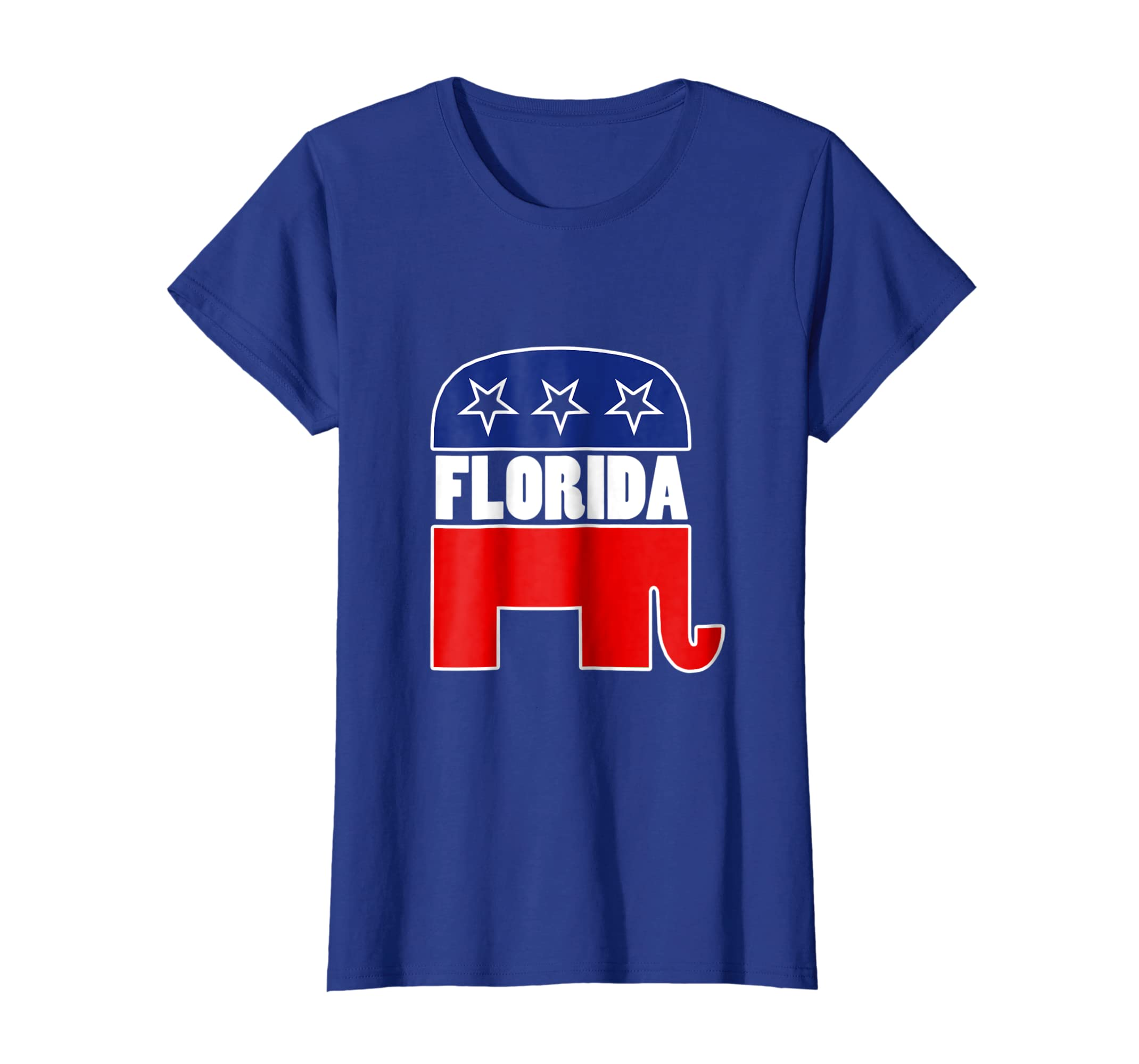 c0bb56904bbea9 Amazon.com  Florida republican shirt GOP elephant logo tshirt  Clothing