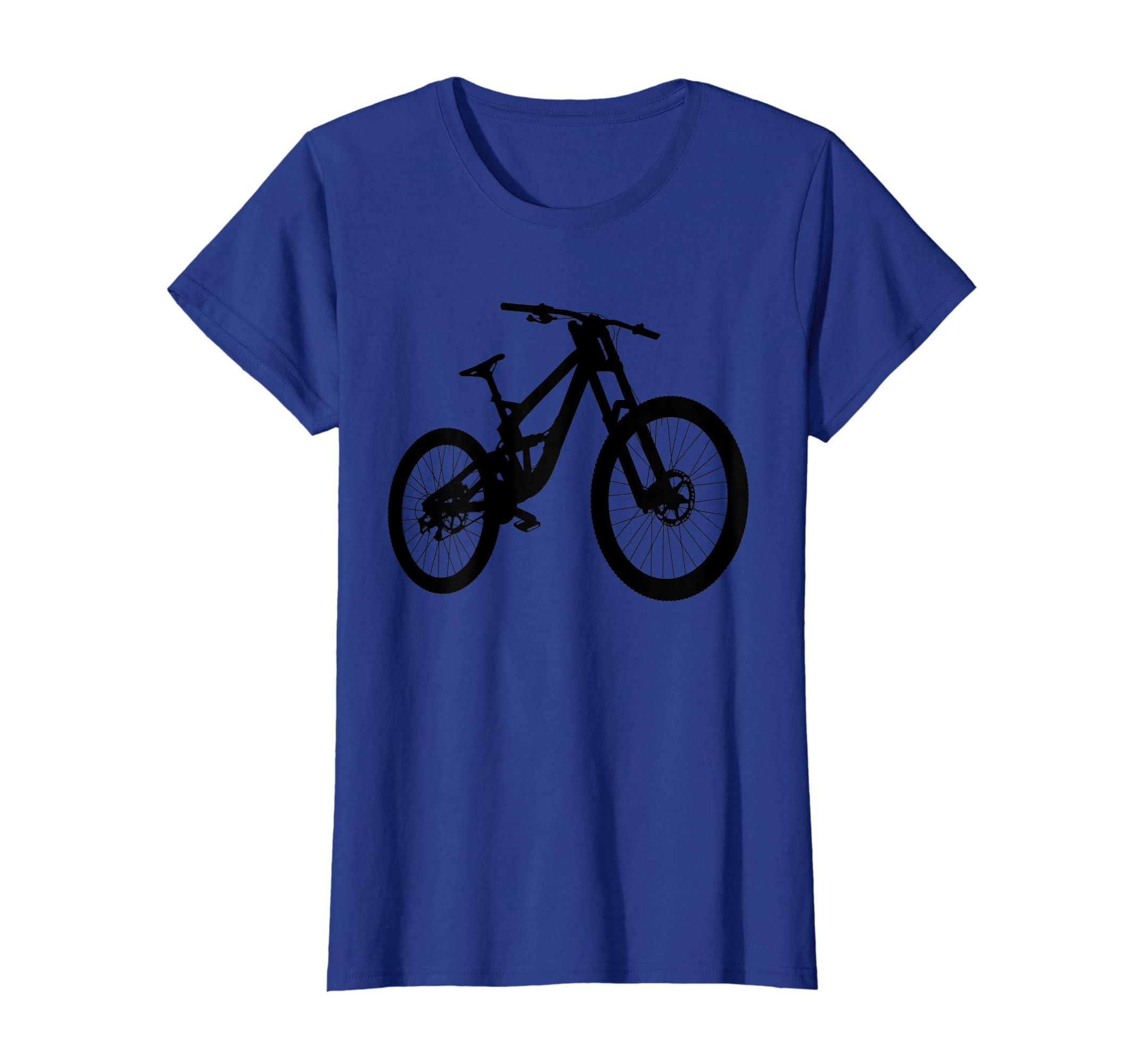 35eea2d9 Amazon.com: Downhill MTB Shirt - DH Freeride Mountain Bike T Shirts:  Clothing
