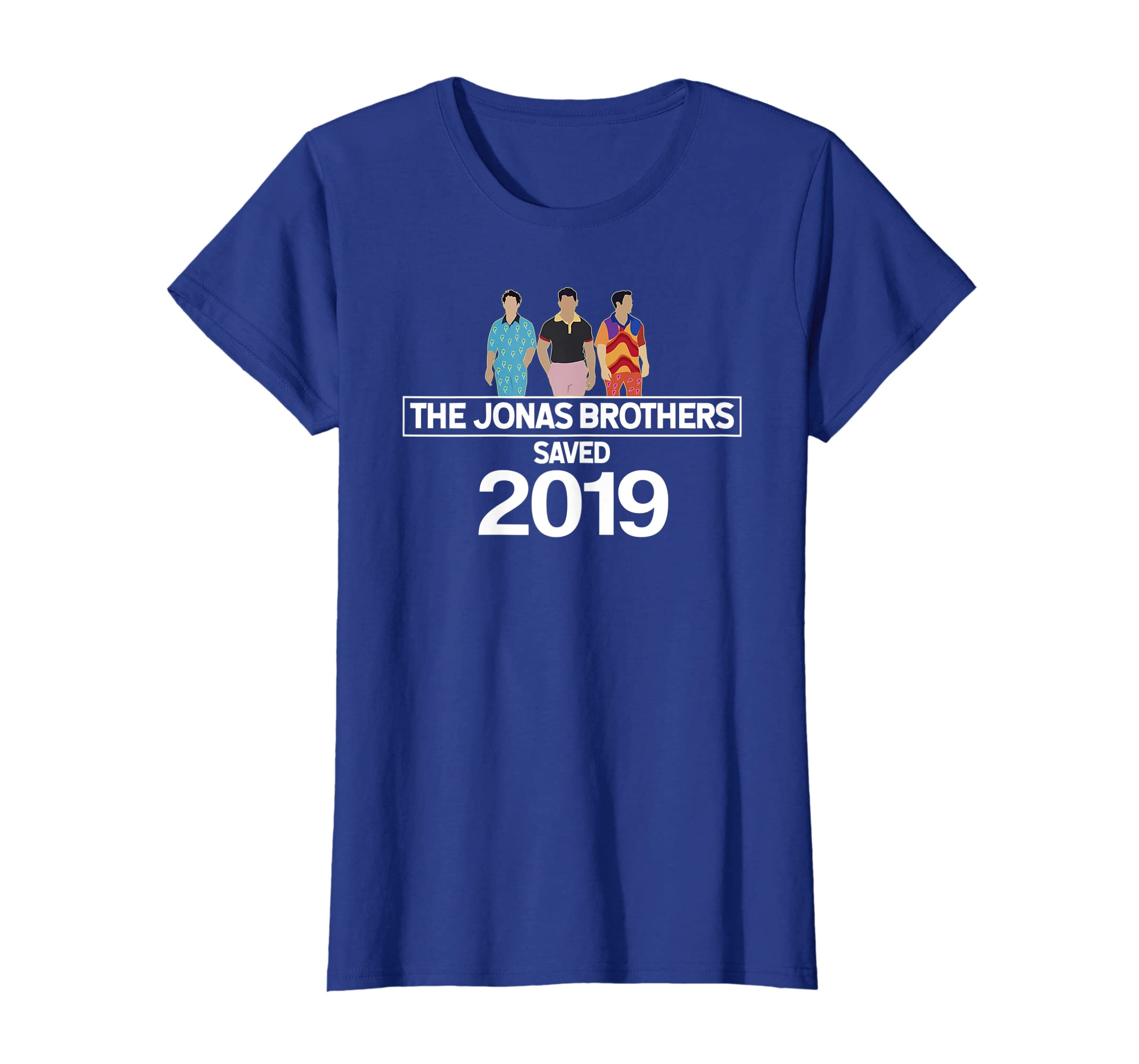 a17181807 Amazon.com: The jonas brothers Saved 2019 t-shirt for music lovers: Clothing