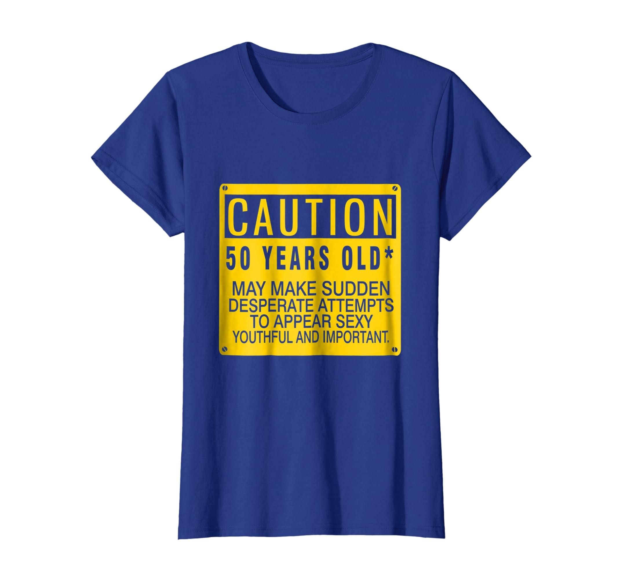 Amazon Happy 50th Birthday Shirt