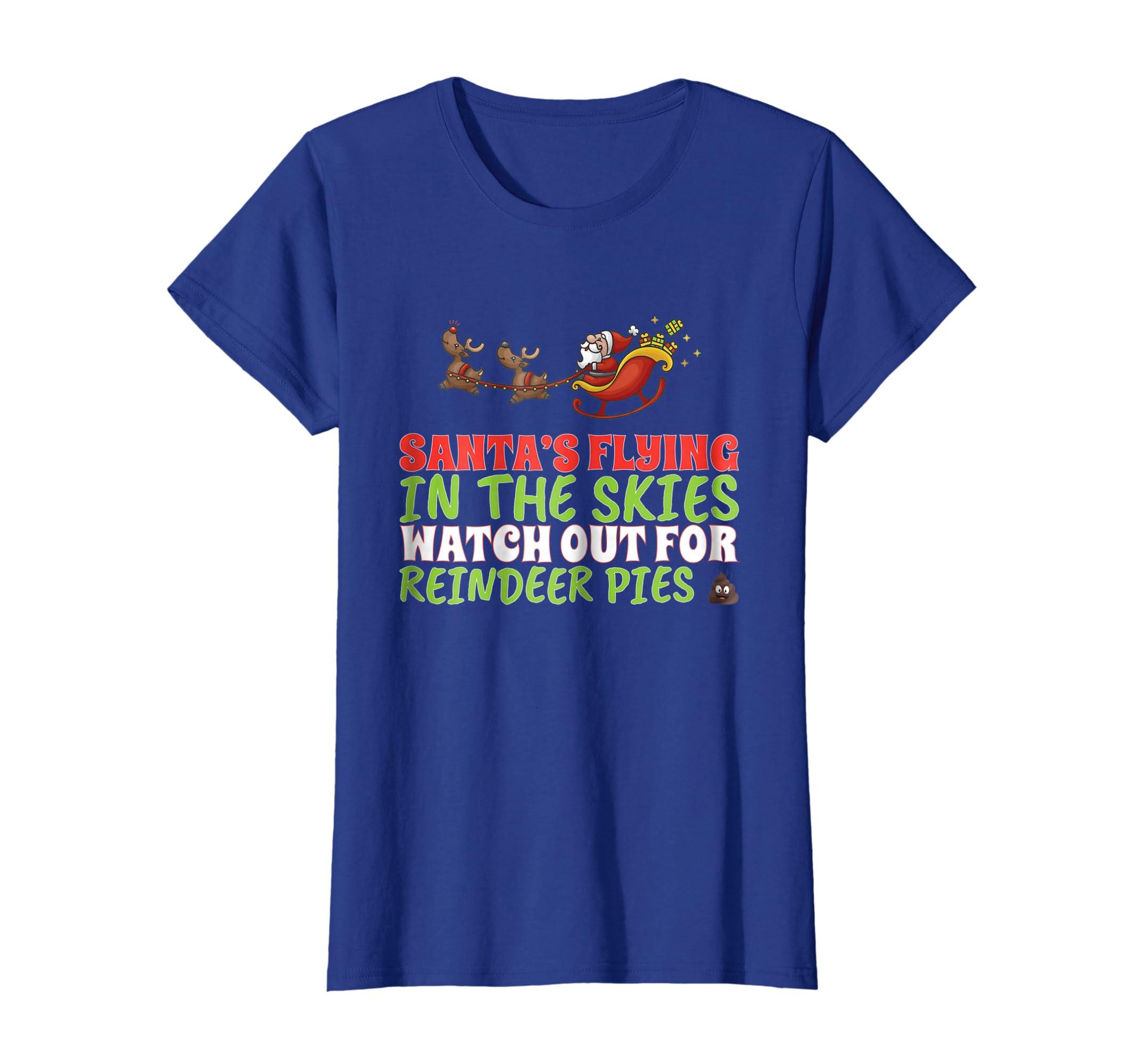 5655f73a Amazon.com: Holiday T Shirts Slogans Sarcastic Christmas Eve T-Shirt:  Clothing
