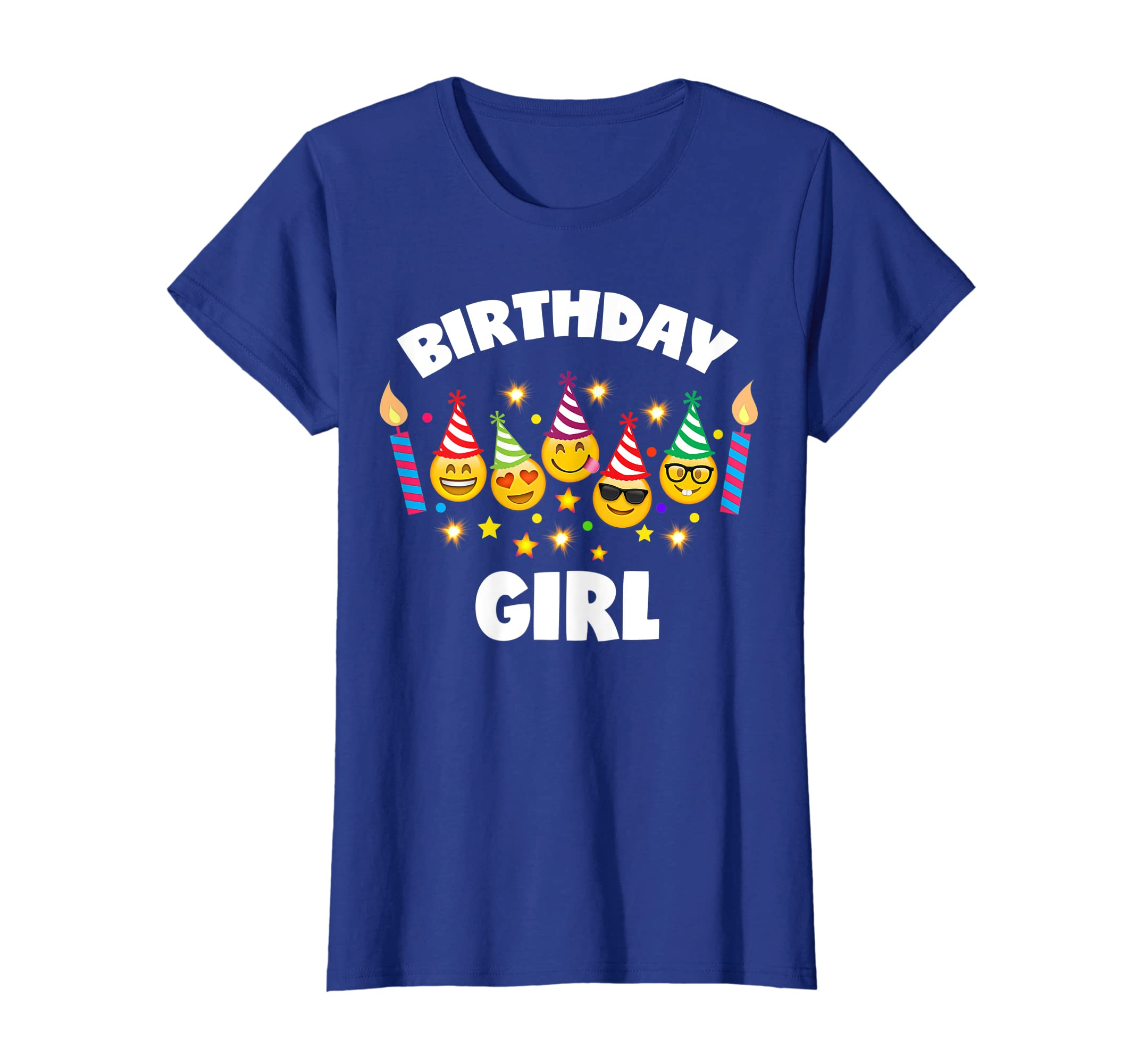 Amazon Emoji Birthday Shirt For Girls Girl Toddlers Clothing