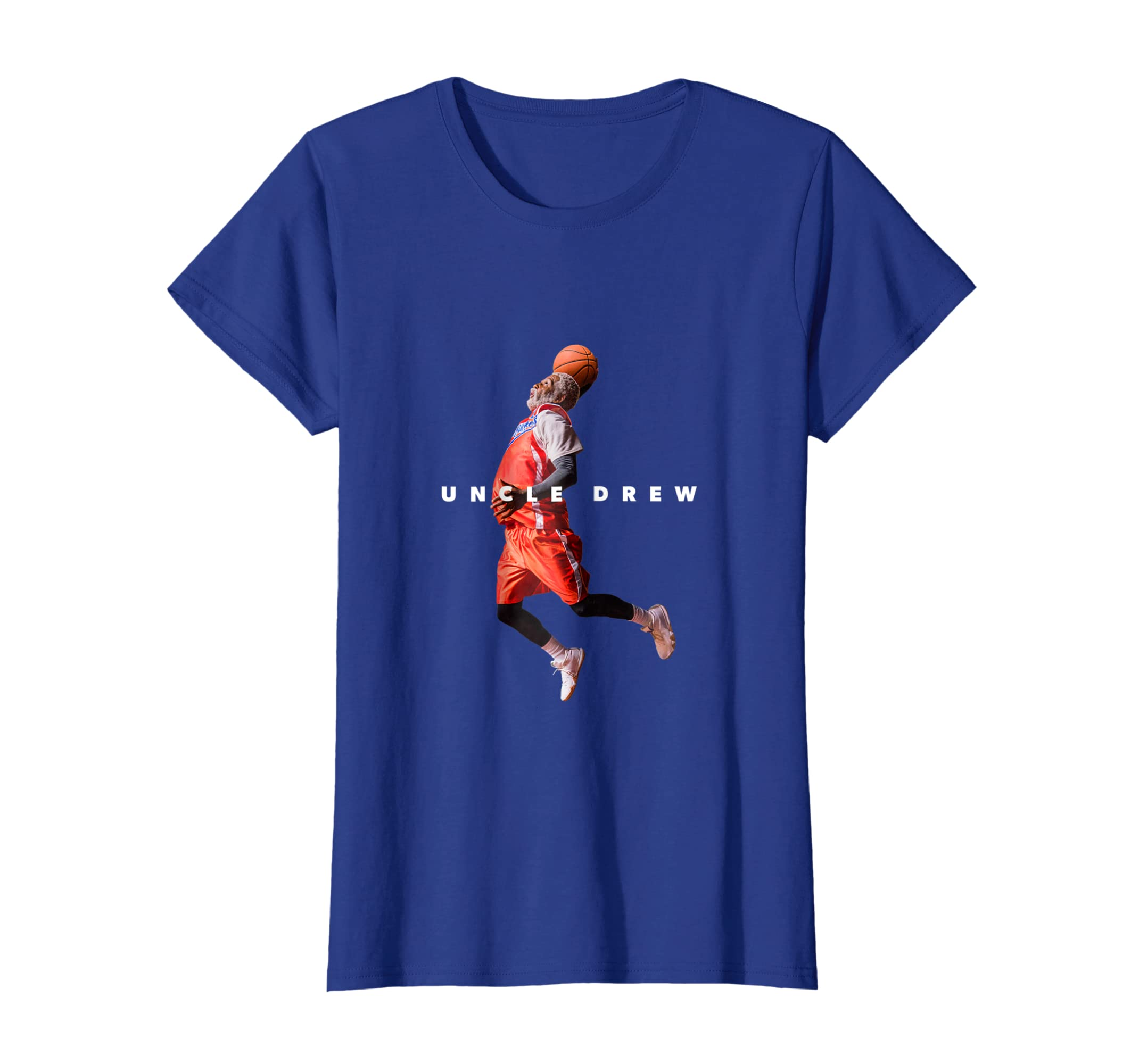 9143e543 Amazon.com: Uncle Drew: Dunk T-Shirt: Clothing