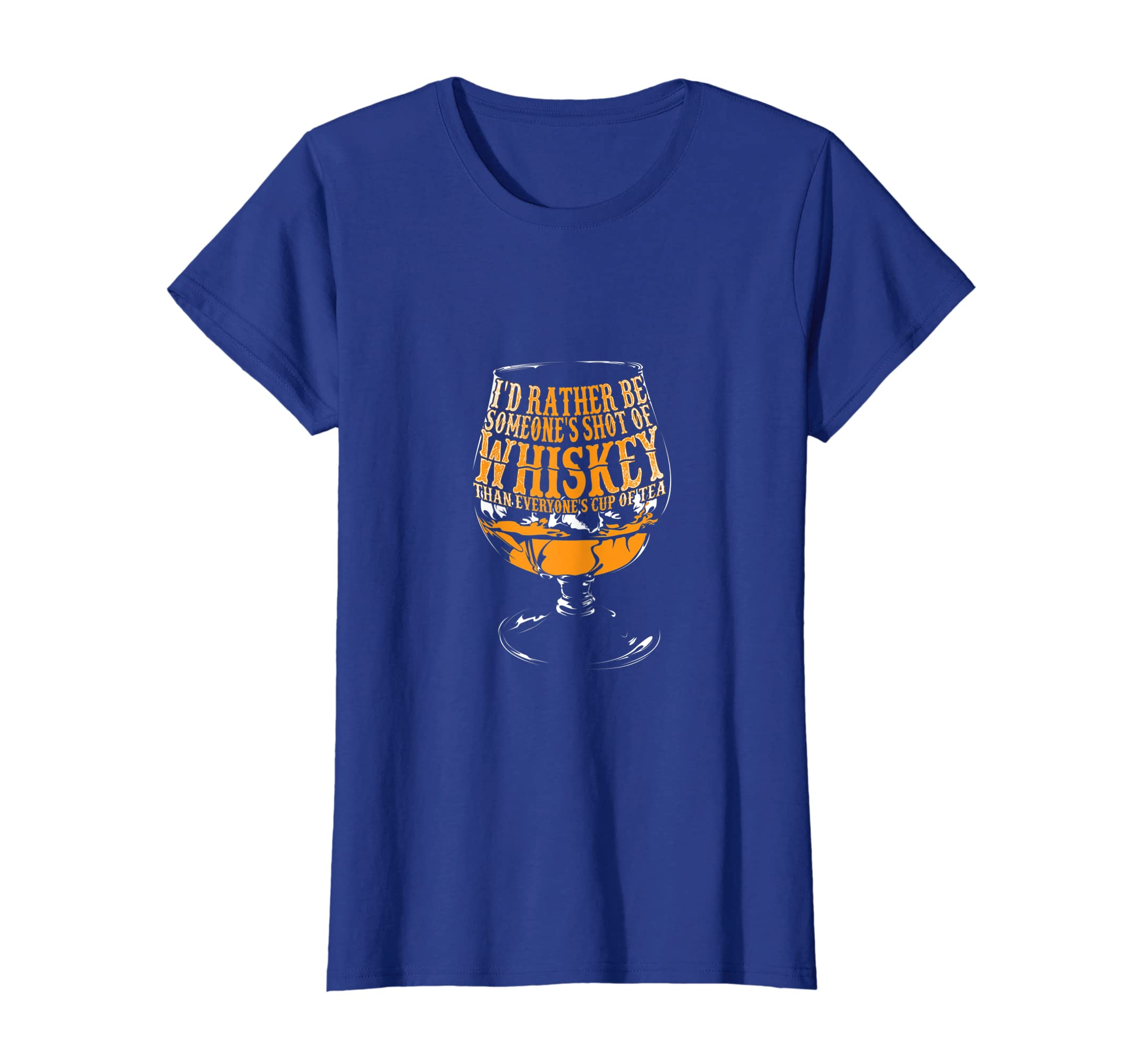 b4b4294c Amazon.com: Funny Whiskey Saying T-Shirt Women Whisky Lover Gift Scotch:  Clothing