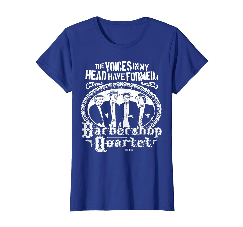 68098066 Amazon.com: Funny Barbershop Quartet T-Shirt - Music Singing PicksPlace:  Clothing
