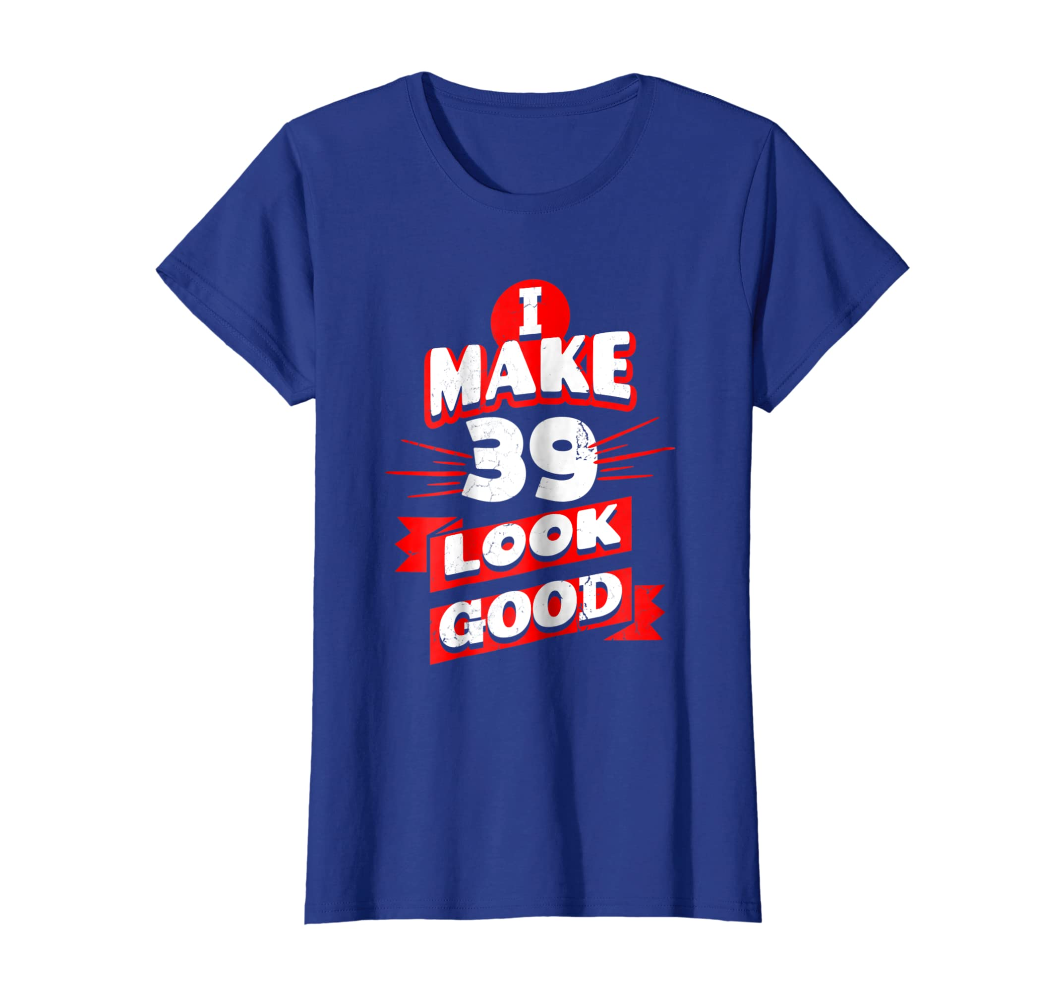 Amazon 39th Birthday Gift Idea For Her T Shirt Clothing
