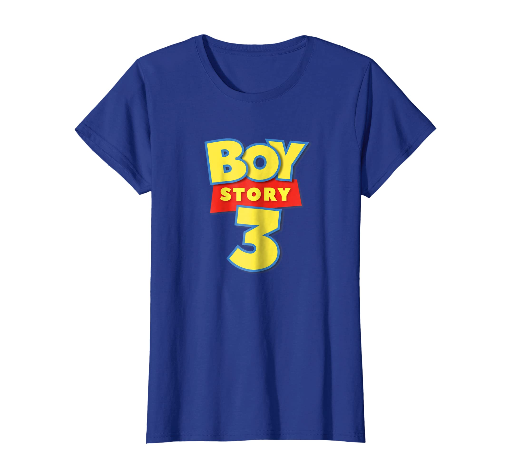Amazon Toy Themed Boy Story 3 Year Old Birthday Party T Shirt Clothing