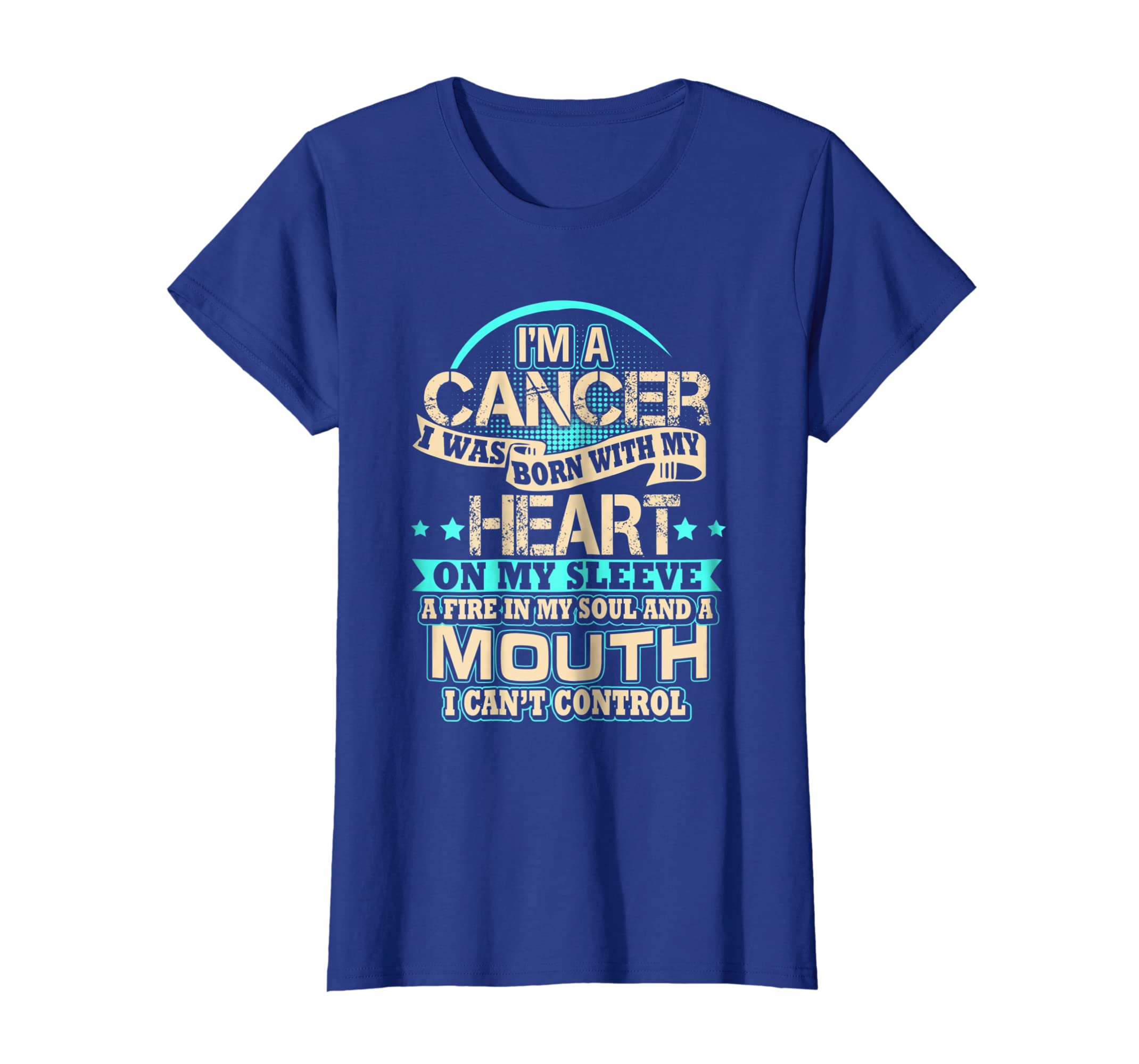Amazon Funny T Shirt For Cancer Men Women Great Birthday Gift Clothing