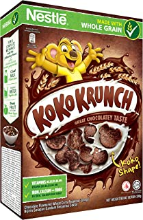 Nestlé Koko Krunch Cereal with Whole Grain, 330g