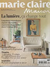 MARIE CLAIRE Maison - French - #456, October 2013.