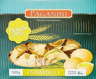 Macarrão Medalha D'Ouro Pappardelli Ovo Paganini 500g