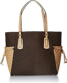 حقيبة تسوق للنساء من مايكل كورس، بني - 30S9GV6T4B