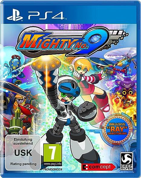 Mighty No.9 - Ray-Edition [Importación Alemana]
