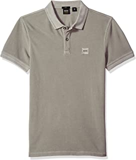 a75b11387f4909 Amazon.com: Hugo Boss - Polos / Shirts: Clothing, Shoes & Jewelry