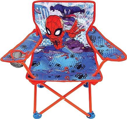 Spiderman Adventures Fold N Go Chair