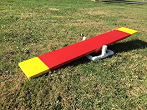 Dog Agility Teeter for Small Dogs - 5 feet