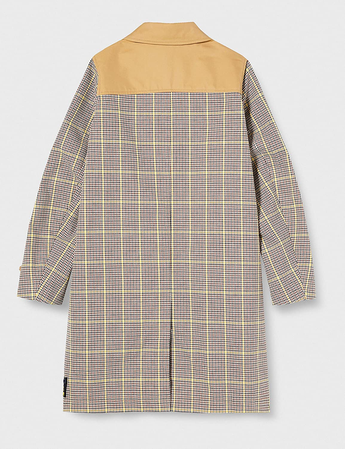 Scotch /& Soda Girls Longer Length Jacket in Special Bonded Quality