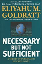 Necessary but Not Sufficient: A Theory of Constraints Business Novel (English Edition)