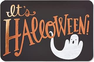 American Greetings Halloween Card Pack, Ghost (6-Count)