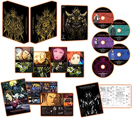 牙狼<GARO>-VANISHING LINE-DVD-BOX1