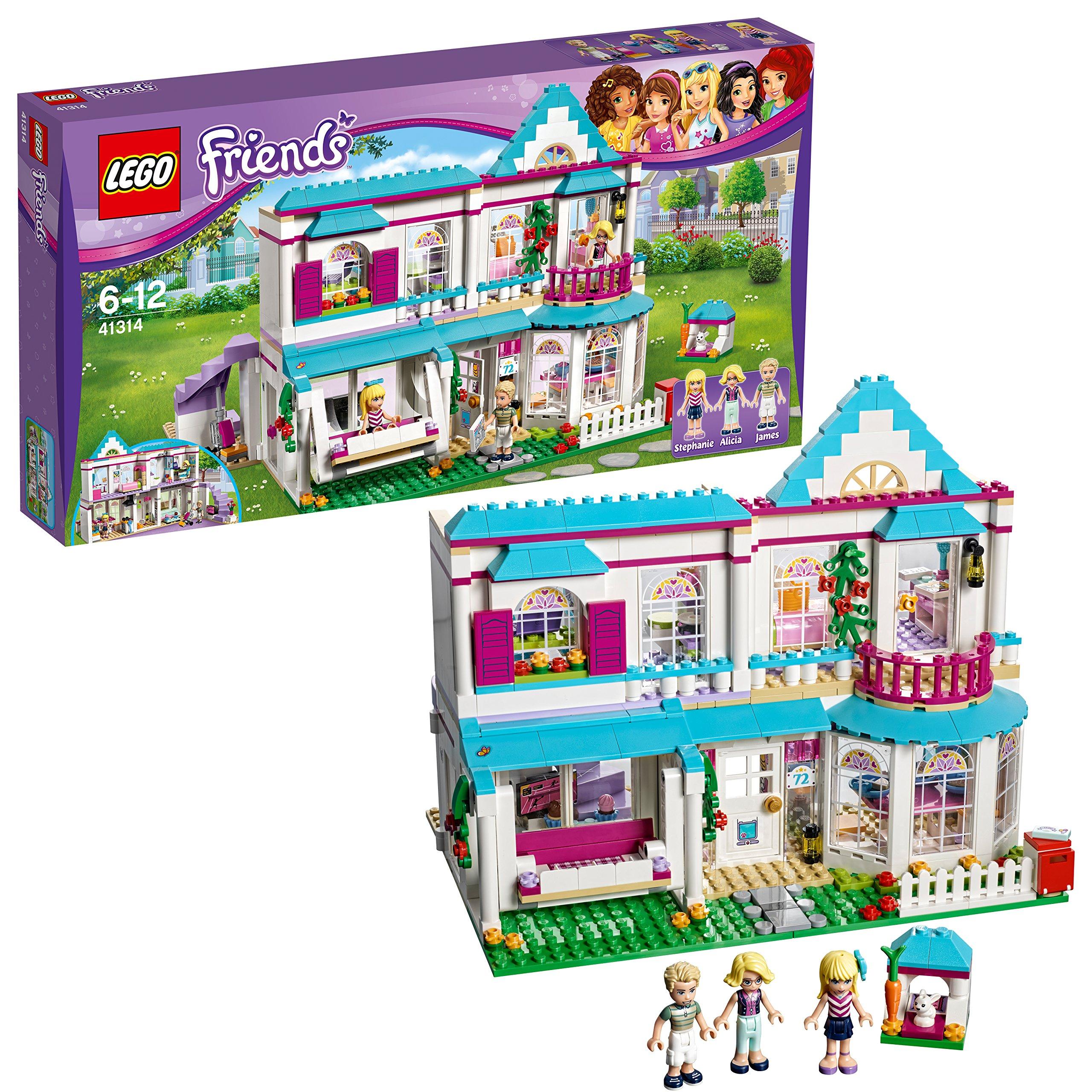 LEGO- Casa de Stephanie Heartlake Juego de construcción ...