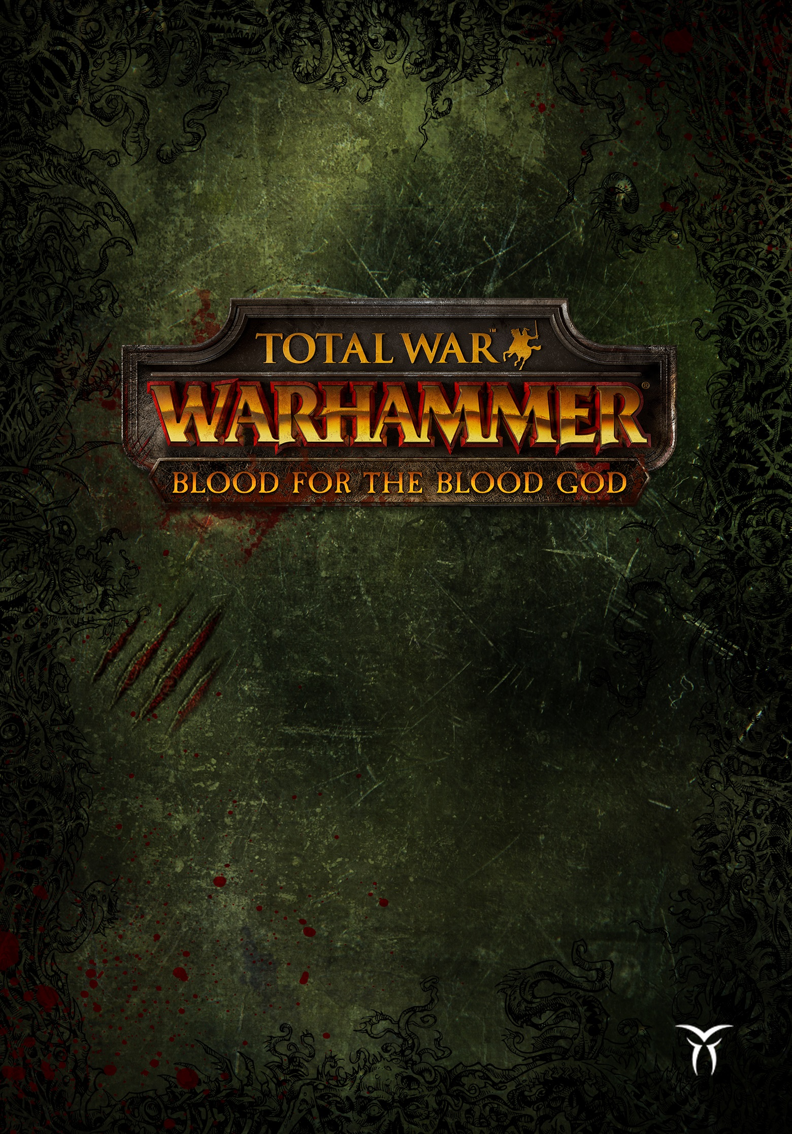Total War : Warhammer - Blood for The Blood God DLC [Online Game Code]