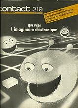 CONTACT 220, REVUE MENSUELLE D'INFORMATION,NOVEMBRE 1982: JEUX VIDEO, IMAGINAIRE ELECTRONIQUE, LES GONCOURT PRIX, LE MAGNE...