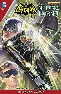 Batman '66 Meets the Green Hornet (2014-) #8
