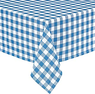 country woven tablecloths