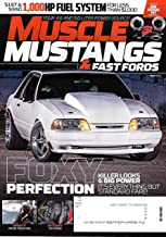 MUSCLE MUSTANGS & FAST FORDS Magazine July 2019