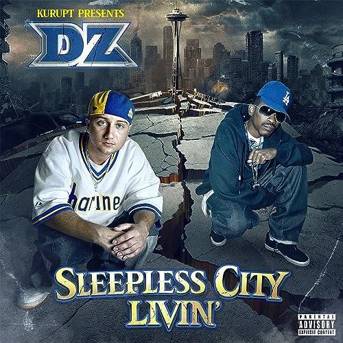 Sleepless City Livin' [Explicit]