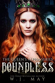 Boundless: Fae Paranormal Romance Fairy Dragon Shifter (The Queen's Alpha Series Book 6)