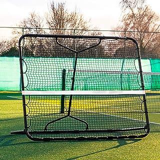 Rebondisseur de Tennis Ajustable pour lEntra/înement 2,7m x 2,1m Vermont Filet de Rebond G/éant