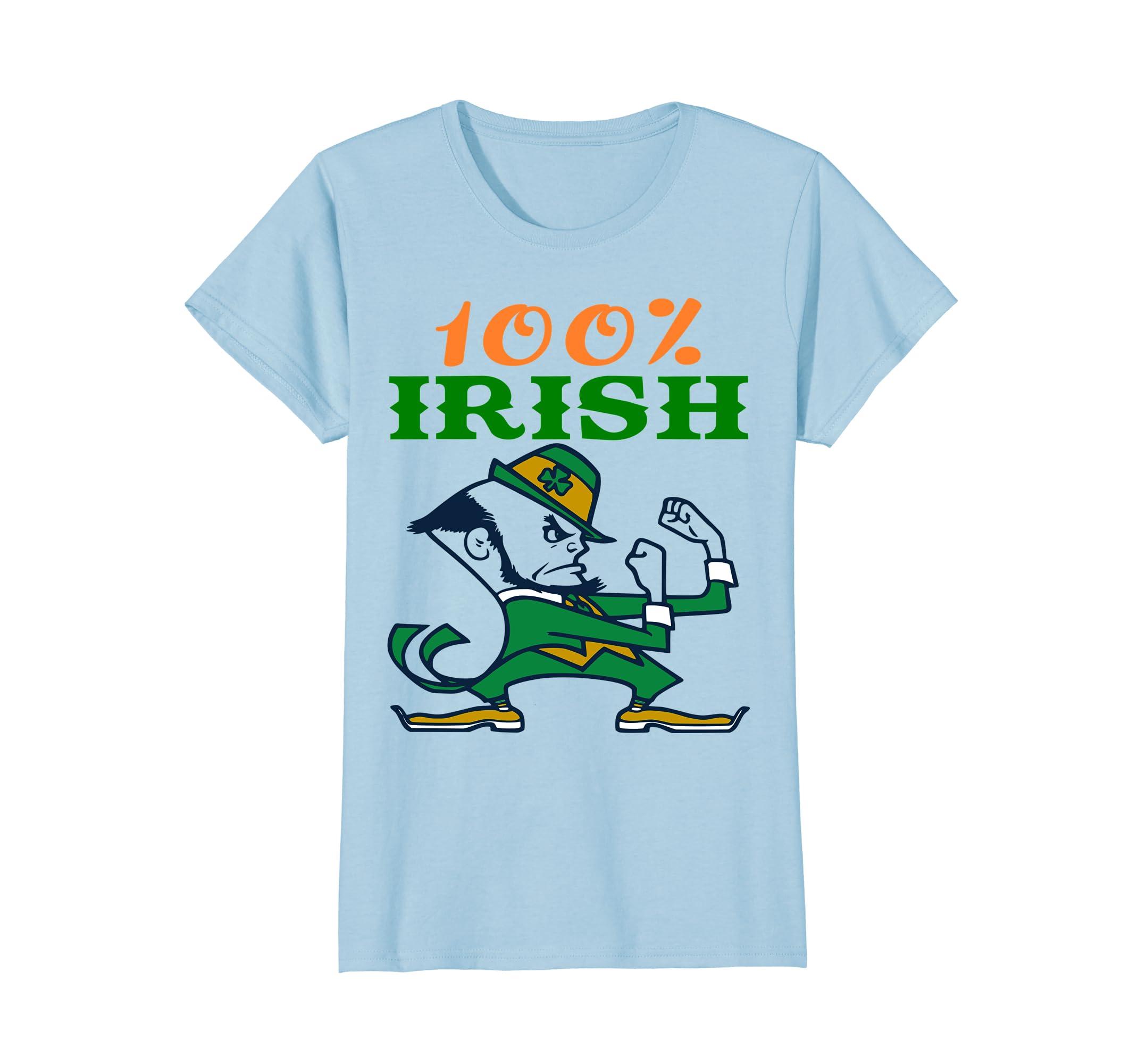 100 Irish T Shirt Funny Drinking
