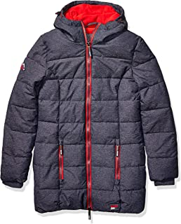 Superdry Women's Womens G50009CR Tall Sports Puffer Jacket Down Coat